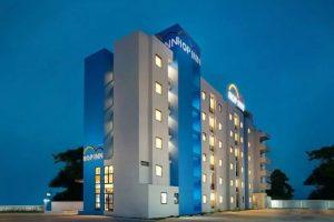 โรงแรมเอราวัณฮ็อป์อินน์ จ.ร้อยเอ็ด